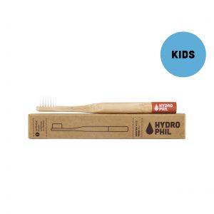 bamboo zahnbürste für kinder extraweich rot