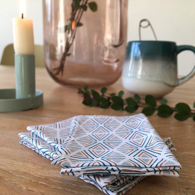 wiederverwendbare Taschentücher